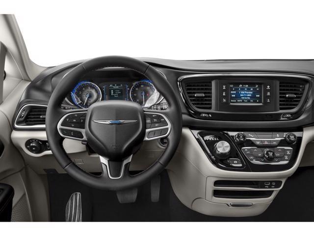 Fits Chrysler Pacifica 04-08 Chrome B-Pillar Door Cover Window Mirror Trim LDR